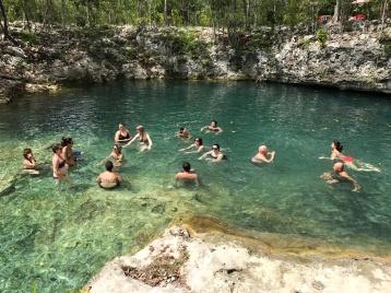 groupe cenote