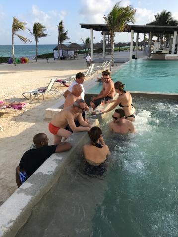 groupe piscine